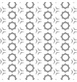 abstract turbine overlap square white pattern vect vector image vector image