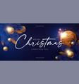 happy new 2021 year shining holiday design vector image vector image