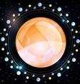 planets8 vector image