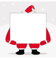 Christmas Card1 vector image