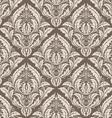 damasc seamless pattern vector image vector image