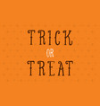 background for halloween celebration style vector image vector image