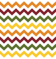 Beautiful argyle pattern with vibrant colors vector image vector image