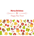 christmas background christmas background vector image
