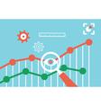 Flat concept of web analytics information