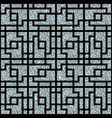 seamless pattern traditional asian vector image vector image