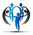 Team business social logo