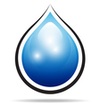 Water drop sign vector | Price: 1 Credit (USD $1)