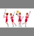 women s lacrosse lacrosse practice vector image vector image