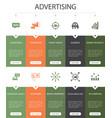 advertising infographic 10 option ui designmarket