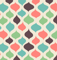 Funny Retro backgrounds vector image vector image