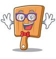 Geek kitchen board character cartoon