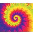 tie dry background vector image