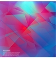 background abstract fractal Shadow design vector image vector image