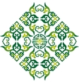 oriental chinese ornament asian vector image