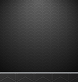Automotive Chevron zigzag seamless pattern vector image