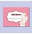 Business card for school of expectant mothers