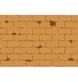 wailing wall vector image vector image