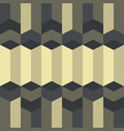 abstract gothic art deco geometric pattern vector image vector image