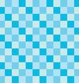 popular blue sky sea color tone checker chess vector image vector image