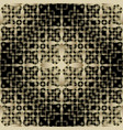 elegance modern ornamental geometric seamless vector image vector image