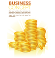 Success in Business vector image vector image