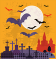 Halloween3 vector image vector image
