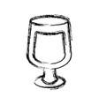 wine bottle icon vector image vector image