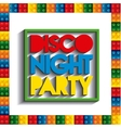 Advertising icon Party and Celebration vector image vector image