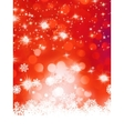 Multicolor abstract christmas background EPS 8 vector image vector image