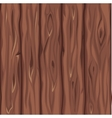 Wood texture old red board vector image