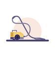 modern vacuum cleaner vector image vector image