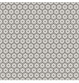 seamless pattern geometric ornament texture vector image vector image