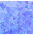 Colorful Polygon Background vector image vector image