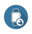 Gadget Repair Icon Flat Design vector image vector image