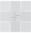 seamless pattern set60 vector image