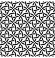 celtic monochrome seamless pattern vector image