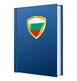 constitution of Bulgaria vector image vector image