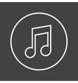 iTunes vector image vector image