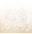 white gold light background abstract design blur vector image
