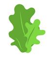 city park bush icon isometric style vector image vector image