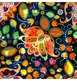 Colorful decorative pattern Ethnic background vector image vector image