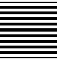 Striped seamless pattern black white thin