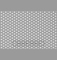 dotted shadow realistic grey decorative vector image