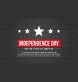 background collection for independence day vector image vector image