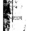 destroy texture 3 vector image vector image