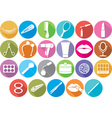 Make Up Accessories Icon vector image vector image