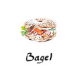 american bagel bakery flour product
