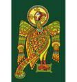 Eagle Heraldic vector image