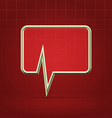 Medical forum application alert icon
